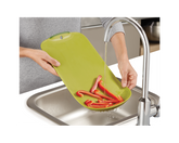 Joseph Joseph Chop & Drain Chopping Board with Integrated Colander
