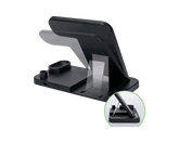 Fast Wireless Charging Dock Station 4 in 1 Black