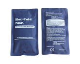 Two Reusable Hot Or Cold Gel Packs