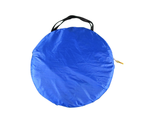 Camping Pop Up Shower Tent Blue