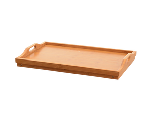 Bed Breakfast Serving Tray Bamboo