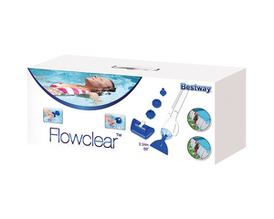 Bestway Pool Cleaning kit in box