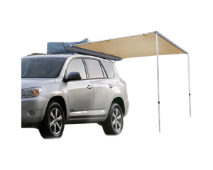 Car Pull Out Roof Top Awning  2.5x3M Beige
