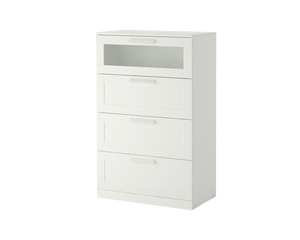 IKEA Clothes Drawers  BRIMNES  White