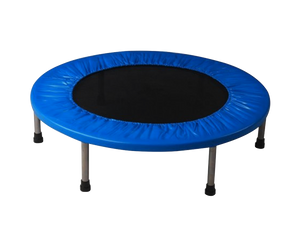 "Mini Trampoline 38"" Blue"