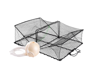 Collapsible Square Crab Trap
