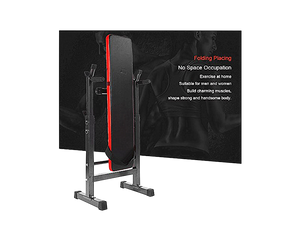 200KG Adjustable Barbell Weight Bench