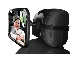 Wide Angle Car Baby Mirror