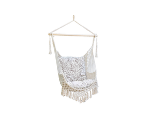 Stylish Hammock Cotton White