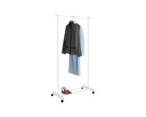 Whitmor Rolling Garment Rack