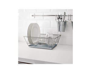 IKEA FINTORP Dish Drainer Nickel-plated