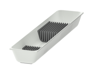 IKEA VARIERA Knife Tray White