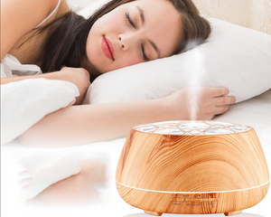 400ml Essential Oil Diffuser Wood