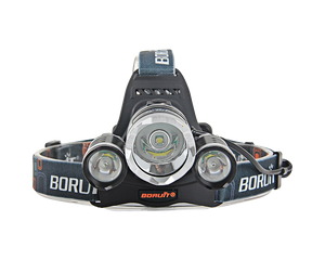 Cree Headlamp T6 LED 5000LM 4 Modes