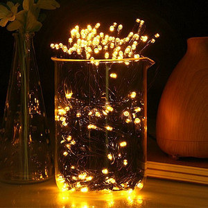 Solar Fairy Lights String 20M 200LED WARM