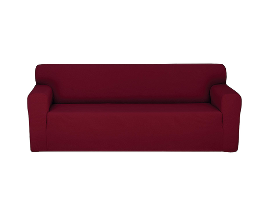 4 Seaters Sofa Cover Red