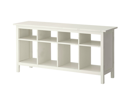 HEMNES Console Table White