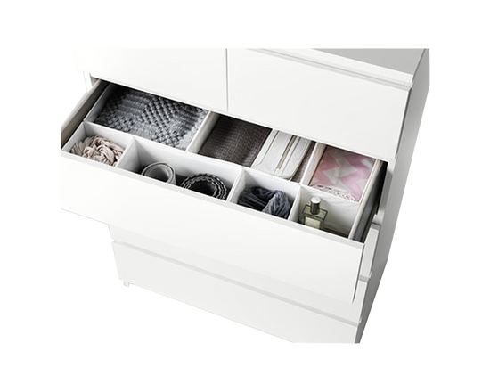 IKEA Malm Clothes Drawer Tallboy Opening Drawer