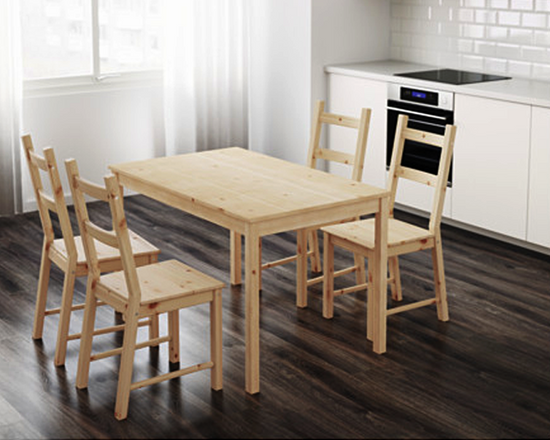 Ingo Dining Table Pine