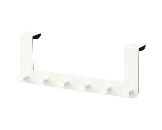 IKEA Over Door Hanger White ENUDDEN