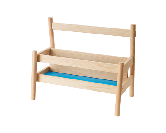 IKEA Flisat Kids Bookshelf Rack
