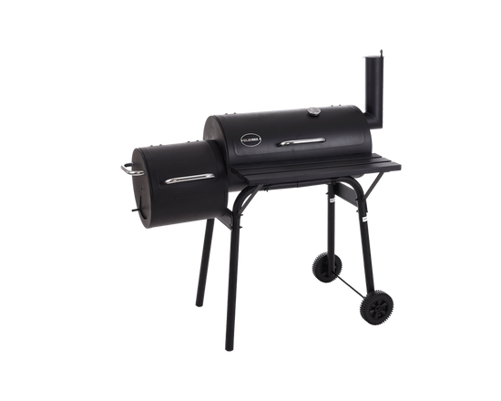 Charcoal Offset Smoker BBQ Grill