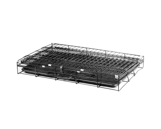 Fold Up 24 Inch Dog Crate Kennel