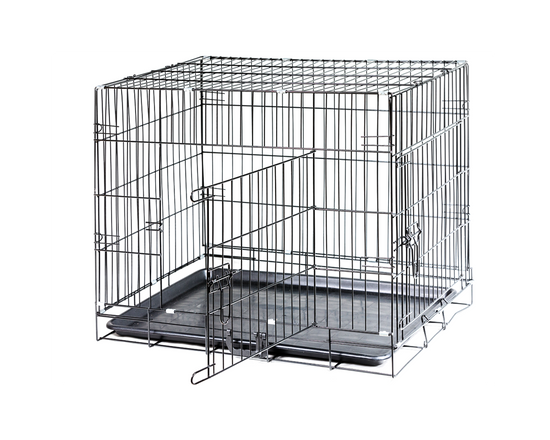 24 Inch Dog Crate Kennel Opening Door