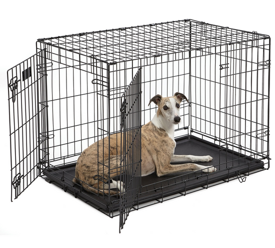 "41"" Collapsible Dog Crate"