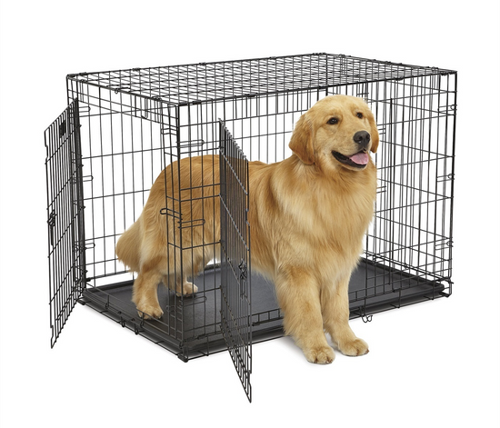 """41"""" Collapsible Dog Crate"""