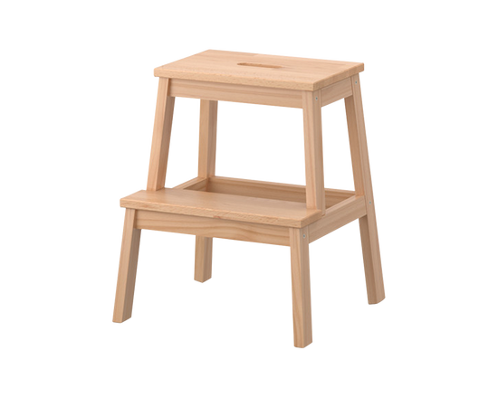 IKEA BEKVÌãM Step Stool Birch