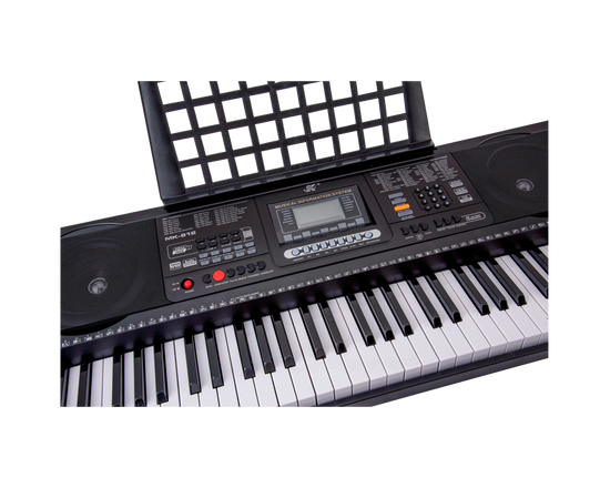 61 Key Electronic Keyboard Touch Control MK 812