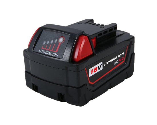 Milwaukee M18  Lithium Battery Replacement