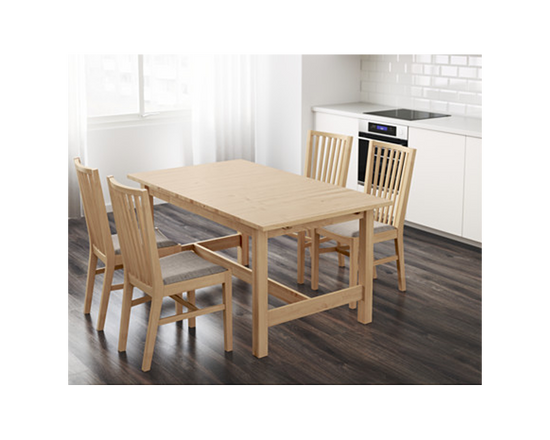 IKEA Norden Dining Table Extendable