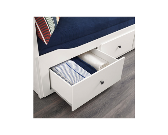 IKEA HEMNES Daybed Frame  Open Drawer