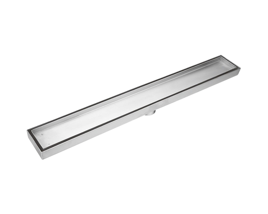 Shower Channel Drain  800mm x 68mm