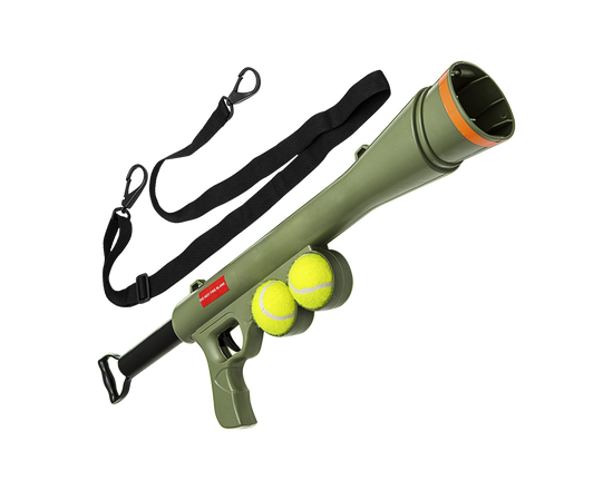 Tennis Ball Gun Launcher