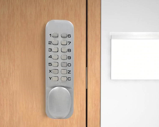 12 Digits  Keypad Door Lock