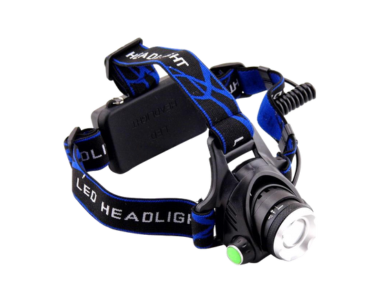 Cree Q5 LED Headlamp