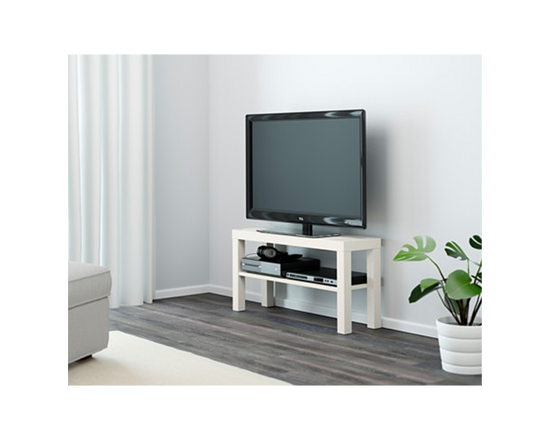 IKEA LACK TV Stand Bench White