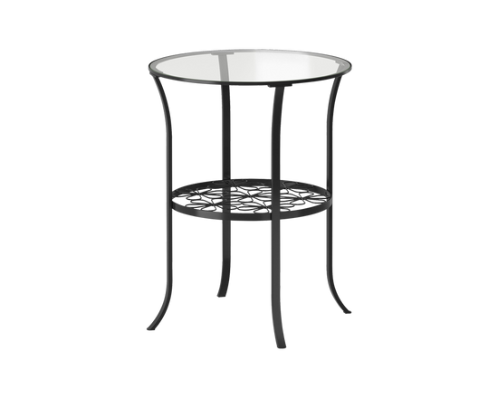 KLINGSBO Side Table Black