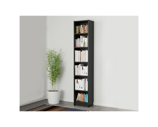 IKEA BILLY Bookcshelf  Black