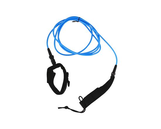 Surfboard Leash TPU 7FT 7mm Blue