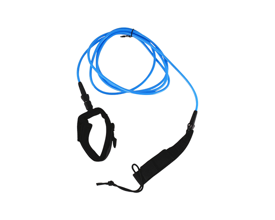 Surfboard Leash TPU  6FT 7mm Blue