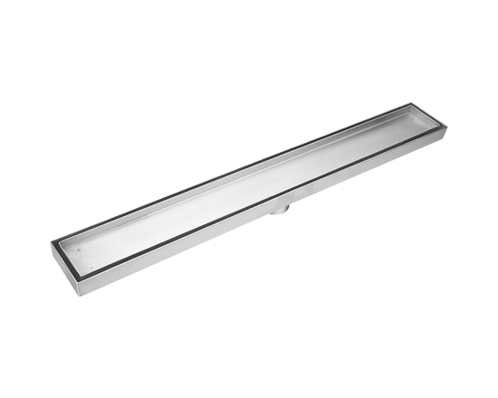 Shower Channel Drain 900mm x 68mm