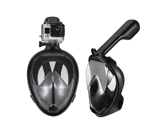 Full Face Snorkel Mask  L-XL
