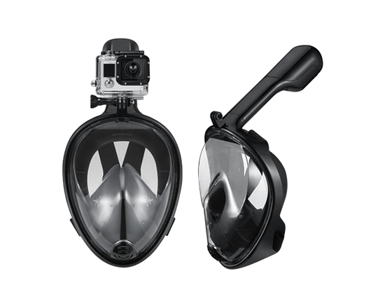 Full Face Snorkel Mask  S-M
