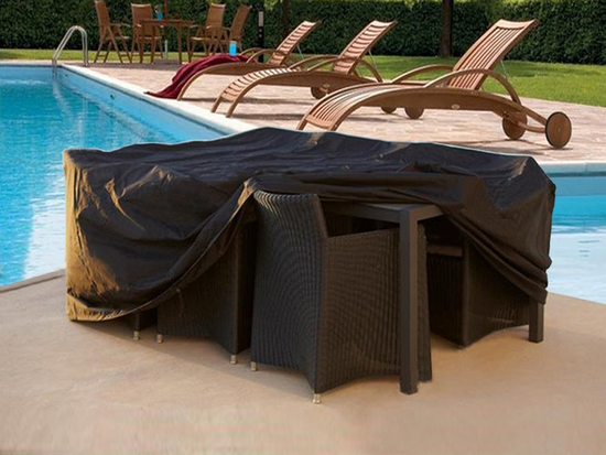 Outdoor Furniture Cover 215x215x90cm