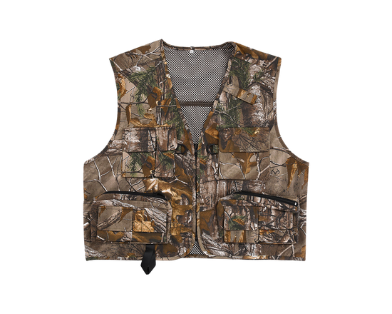 Camouflage Tactical Vest  XL