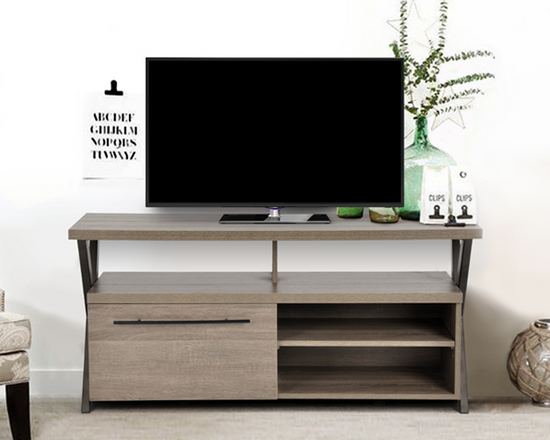LANCOME TV Entertainment Unit In display